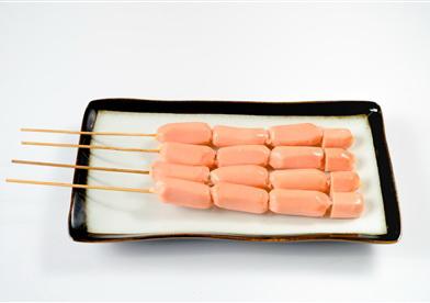 脆皮肠肉串